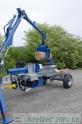 FGigant30t / FGigant40t  típusú fekvő méter hasító gép