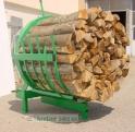 Tűzifa csomagoló mester