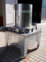 PRAKTIK-SZD Bálabontó gép