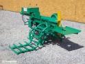 SK900/15t típusú fekvő méter hasító gép
